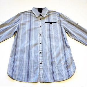 G-Star Raw Plaid Woven Shirt